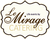 le mirage catering